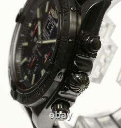 BREITLING Blackbird M44359 Chronograph black Dial Automatic Men's Watch(a) 5