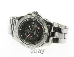 BREITLING Colt GMT A32350 black Dial Automatic Men's Watch 602919