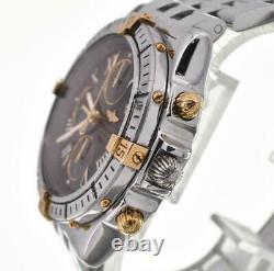BREITLING Crosswind B13355 Chronograph black Dial Automatic Men's Watch D#102512