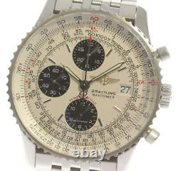 BREITLING Navitimer Fighters A13330 Ivory Dial Automatic Men's Watch 562203