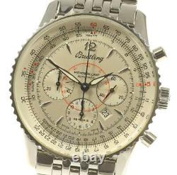 BREITLING Navitimer Montbrillant A41330 Date Chronograph Automatic Men's 548539