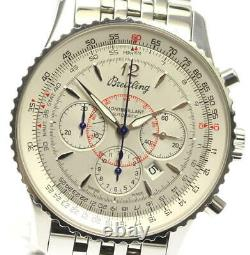 BREITLING Navitimer Montbrillant A41370 Chronograph Automatic Men's Watch 580644