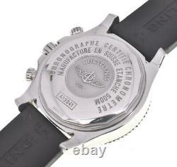 BREITLING Super Ocean A13341 Chronograph Automatic Men's Watch J#103340