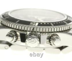 BREITLING Super Ocean A13341 Chronograph black Dial Automatic Men's Watch 539125