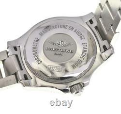 BREITLING Super Ocean II A17365 black Dial Automatic Men's Watch J#103353