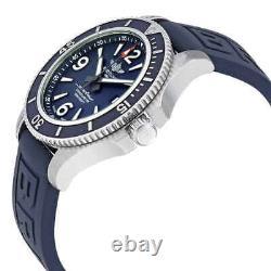 Breitling Automatic Chronometer Blue Dial Men's Watch A17366D81C1S1