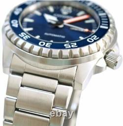 Citizen Marine Sport Men's Automatic Watch NH8389-88L NEW