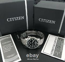 Citizen Promaster Automatic Mens 200m Divers Watch NY0084-89EE Brand New