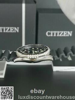 Citizen Promaster Men's Ny0040-09le Automatic Divers Watch Brand New