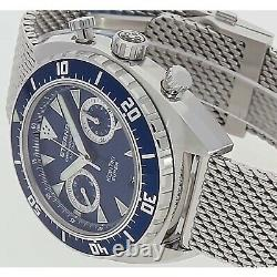 ETERNA 7770.41.89.1718 Men's Special Edition Blue Automatic Watch