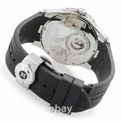 Edox 83006 3CA AIN Men's Grand Ocean Silver Automatic Watch