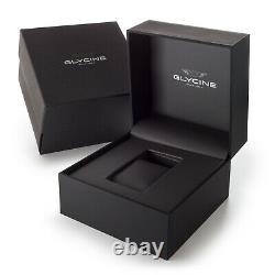 Glycine Men's 3908.196. N1. D9 Combat Sub Automatic 42mm Black Dial GL0087