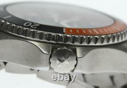 HAMILTON Khaki navy scuba H823050 Date black Dial Automatic Men's Watch 578629