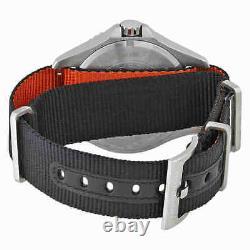 Hamilton Khaki Navy Scuba Automatic Black Dial Men's Watch H82305931