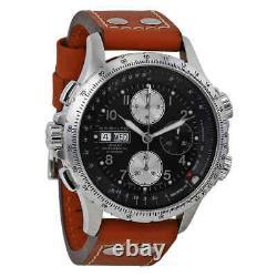 Hamilton Men's Khaki X Wind Automatic Chronograph Men's Watch H77616533