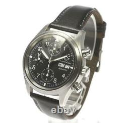 IWC Pilot Flieger IW370607 Chronograph Automatic Men's Watch 567740