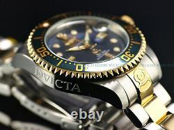 Invicta Mens 300M Diamond Grand Diver Automatic Lim. Ed. Black MOP TTGIP SS Watch