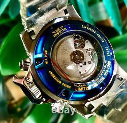 Invicta New 26323 Men's Subaqua Noma II 3.41ctw Diamond Limited Swiss Automatic