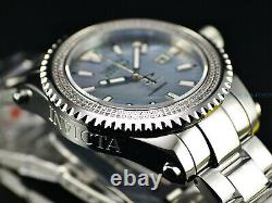 Invicta Reserve Diamond Grand Diver Swiss Automatic Platinum MOP Sapphire Watch