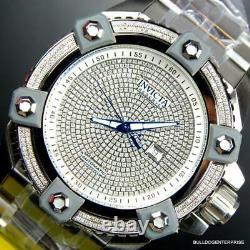 Invicta Reserve Grand Arsenal Octane Automatic 63mm 3.06CTW Diamond Watch New