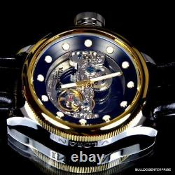 Invicta Russian Diver Ghost Bridge Automatic 18kt Gold Plated 52mm Watch New
