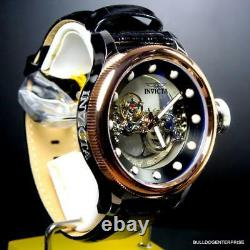 Invicta Russian Diver Ghost Bridge Rose Gold Plated Automatic 52mm Watch New