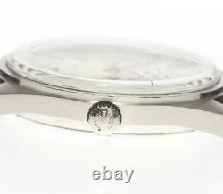 LONGINES Antique Date cal. L633.1 Silver Dial Automatic Men's Watch 558740