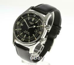 LONGINES Legend diver L3.674.4 black Dial Automatic Men's Watch(s) 524328