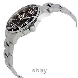 Longines HydroConquest Automatic Black Dial Men's 39 mm Watch L3.741.4.56.6