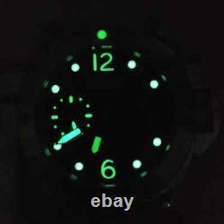 MARINA MILITARE Custom Made Panerai Homage Automatic Seagull Superlumed Watch