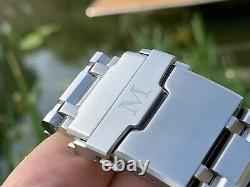 Marlinwatch Divers Watch 45mm 300m Automatic NH35 Box Inc NEW 3 straps