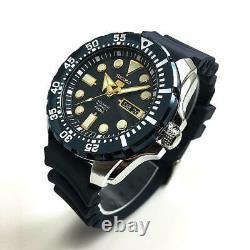 Men's Seiko Diver's Automatic Blue Dial Dive Watch SRP605 SRP605K2
