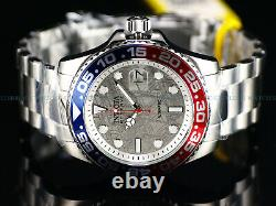 NEW Invicta 46mm Reserve Pepsi Meteorite Pro Diver Automatic NH35A SS Watch