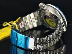 NEW Invicta Men's 47mm Pro Diver SEA WOLF Automatic TT Bezel Blue Dial SS Watch