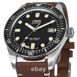 New Oris Divers Sixty-Five Automatic Men's Watch 01 733 7720 4054-07 5 21 45