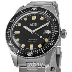 New Oris Divers Sixty-Five Automatic Men's Watch 01 733 7720 4054-07 8 21 18