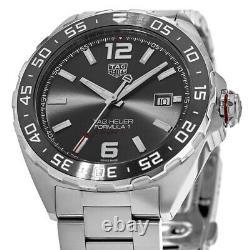 New Tag Heuer Formula 1 Automatic 200M Calibre 5 Men's Watch WAZ2011. BA0842