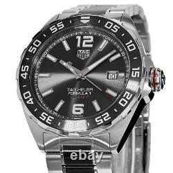 New Tag Heuer Formula 1 Automatic 200M Calibre 5 Men's Watch WAZ2011. BA0843