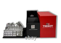 New Tissot Couturier Automatic Day-Date Rose Men's Watch T035.407.36.051.01