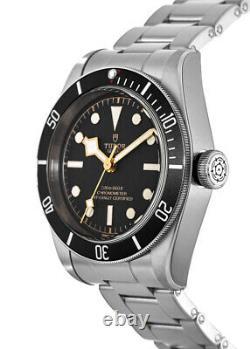 New Tudor Black Bay 41 Automatic Black Dial Steel Men's Watch M79230N-0009