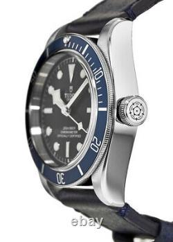 New Tudor Black Bay 41 Automatic Blue Bezel Blue Men's Watch M79230B-0007