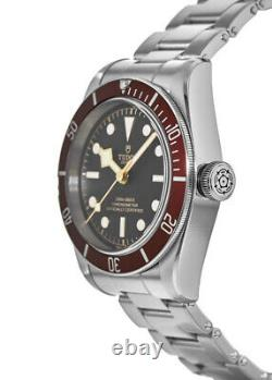 New Tudor Black Bay 41 Automatic Red Bezel Steel Men's Watch M79230R-0012
