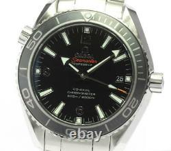 OMEGA Seamaster Planet Ocean 232.30.42.21.01.001 Date AT Men's Watch 601256