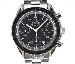 OMEGA Speedmaster 3510.50 Chronograph black Dial Automatic Men's Watch S#100536