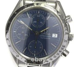 OMEGA Speedmaster 3511.80 Date Chronograph Automatic Men's Watch 599529