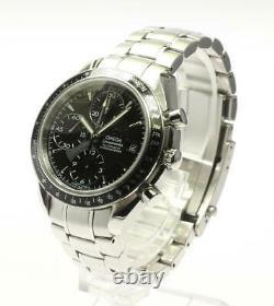 OMEGA Speedmaster Date 3210.50 black Dial Automatic Men's Watch 572521
