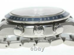 OMEGA Speedmaster Date 3212.80 Navy Dial Automatic Men's Watch 602232