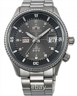 ORIENT WV0011AA King Master 22 Jewels Mechanical Automatic Watch from Japan NEW