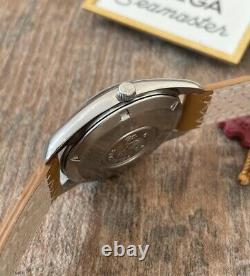 Omega Seamaster Automatic Vintage Men's Watch 1970, Serviced + Warranty