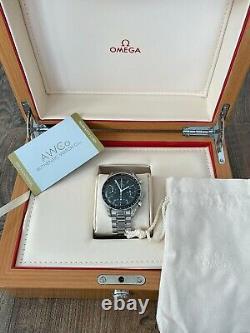 Omega Speedmaster Reduced 3510.50 Automatic Men's Watch Serviced + Warranty